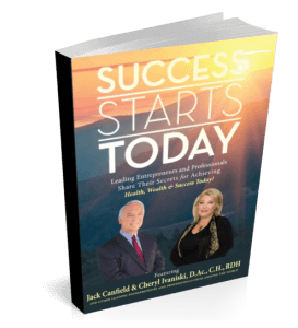 "Amazon bestseller book ""Success Starts Today"""