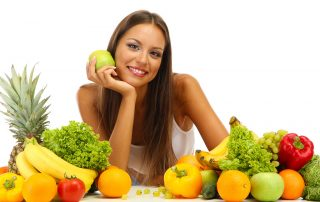 type 2 diabetes treatments include eating healthy fruits and vegetables
